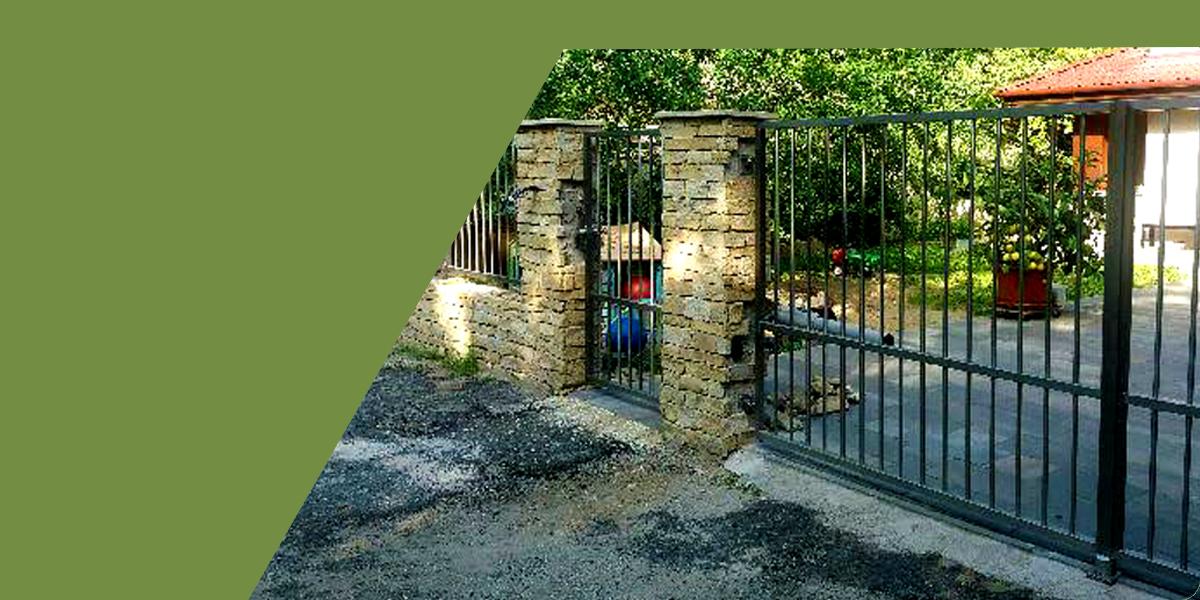 Rozsamentes kerítés